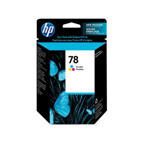کارتریج جوهر افشان HP 78 Color