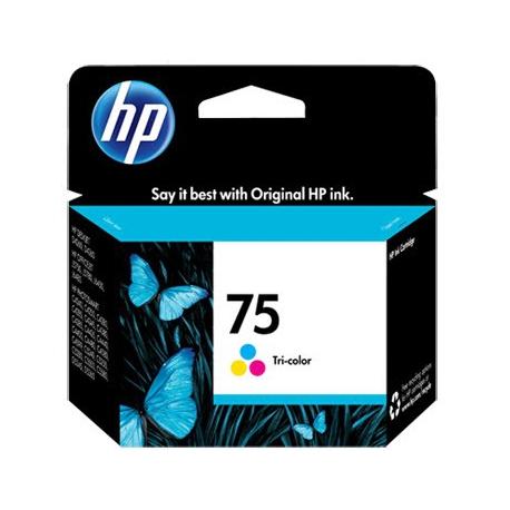 کارتریج جوهر افشان HP 75 Color