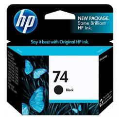 کارتریج جوهر افشان HP 74 Black