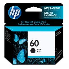 کارتریج جوهر افشان HP 60 Black طرح