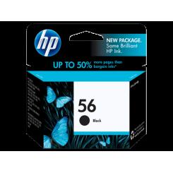 کارتریج جوهر افشان HP 56