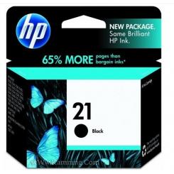 کارتریج جوهر افشان HP 21