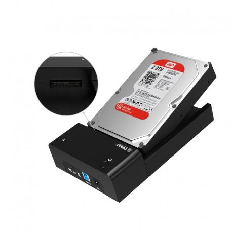 داک هارد USB 3.0 مدل ORICO 6518S3 اوریکو
