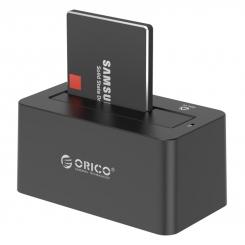 داک هارد و SSD های 2.5 و 3.5 اینچ ORICO 6619SUS3