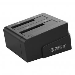 داک هارد 2.5 و 3.5 اینچ و SSD مدل ORICO 6628US3-C