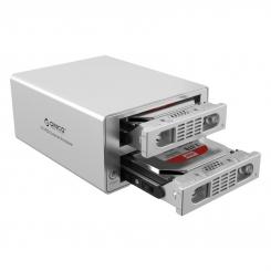 تجهیزات ذخیره سازی SSD و هارد 3.5 اینچ ORICO 3529RUS3