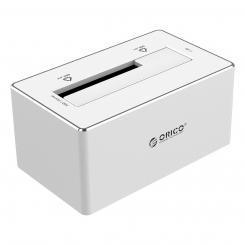 داک هارد SSD و هارد 2.5 و 3.5 اینچ آلومینیومی ORICO 6818US3