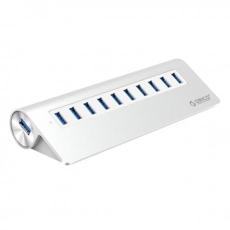 هاب ۱۰ پورت USB 3.0 مدل ORICO M3H10