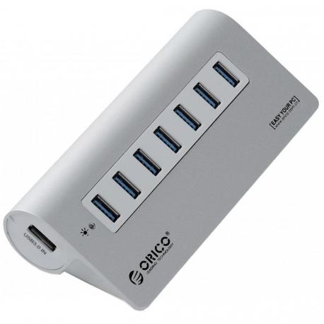 هاب ۷ پورت فلزی USB 3.0 مدل ORICO M3H7