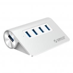 هاب ۴ پورت فلزی USB 3.0 مدل ORICO M3H4