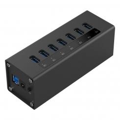 هاب7 پورت USB 3.0 مدل ORICO A3H7
