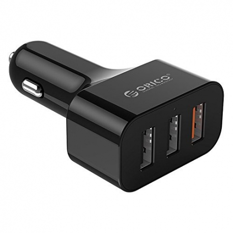 شارژر USB فندکی ORICO UCH-Q3