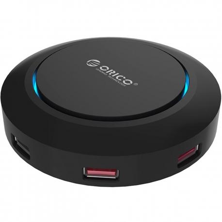 شارژر بی سیم USB بهمراه پورت شارژ ORICO OCP-5US