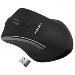 Farassoo FOM-1498RF Wireless Mouse - BLACK