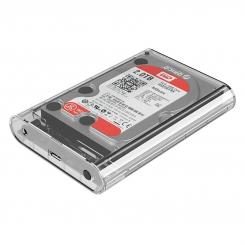 باکس هارد ۳.۵ اینچی شفاف ORICO 3139U3