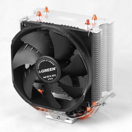 فن سی پی یو / خنک کننده پردازنده گرین Notus100