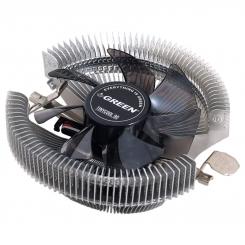 خنک کننده پردازنده تاینی 90 فن سی پی یو گرین