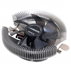Green Tinycool 90 CPU Cooler