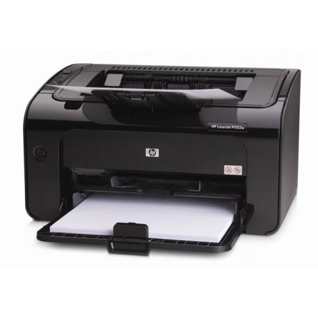 پرینتر لیزری اچ پی HP P1102W - تک کاره تک رنگ اداری