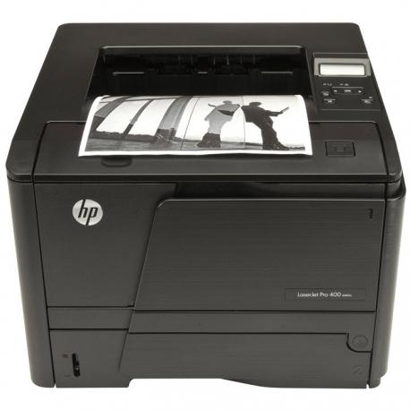 HP Printer LaserJet M401A