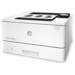 پرینتر تک کاره لیزری M402dne سیاه و سفید اچ پی HP M402dne LaserJet Pro Printer e-Print
