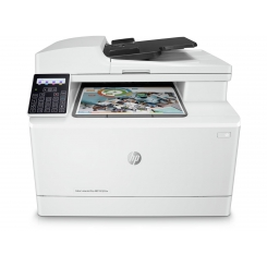 HP Color LaserJet Pro MFP M181fw Wireless Multifunction