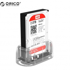 داک هارد شفاف USB3.0 مدل ORICO 6139U3