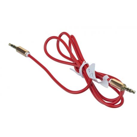 کابل انتقال صدا 3.5 ميلي متري 1 به 1 تسکو مدل TC 93 طول 1 متر - قرمز