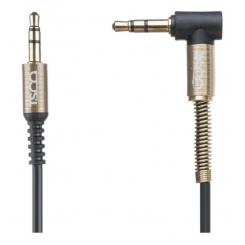 کابل انتقال صدا 3.5 ميلي متری 1 به 1 تسکو مدل TC90 طول 1 متر - مشکی