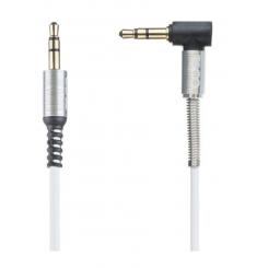 کابل انتقال صدا 3.5 ميلي متری 1 به 1 تسکو مدل TC90 طول 1 متر - سفید