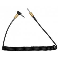 کابل انتقال صدا 3.5 ميلي متری 1 به 1 تسکو مدل TC86 طول 2 متر - مشکی