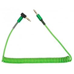 کابل انتقال صدا 3.5 ميلي متری 1 به 1 تسکو مدل TC86 طول 2 متر - سبز