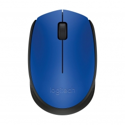 Logitech Wireless M171 Mouse - Blue