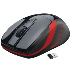 Logitech M525 Wireless Laser Mouse - Black