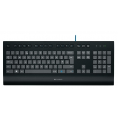 Keyboard Logitech K280e Wired
