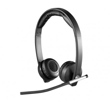 هدست بی سیم (وایرلس) لاجیتک مدل اچ 820 ای - Logitech H820e wireless Headset