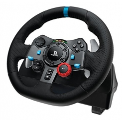 Logitech G29 Driving Force Racing Wheel (PS4, PS3)