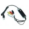 کارت کپچر فرانت USB 2.0 به Audio/Video و S-Video سازگار با مک