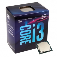 Intel Core i3-8100 CPU