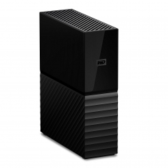Western Digital My Book External Hard Drive - 6TB