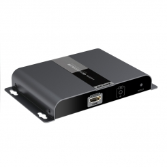 توسعه دهنده تصویر HDMI بر روی فیبر نوری لنکنگ LKV378-4K
