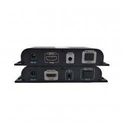 HDMI over Fiber Extender Lenkeng LKV378A