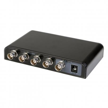 اسپلیتر 1 به 4 SDI لنکنگ مدل LKV614
