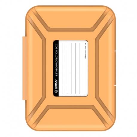 محافظ هارد اینترنال ۳.۵ اینچ ORICO PHX-35 نارنجی