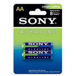 باتری قلمی آلکالاین سونی AM3 LR6