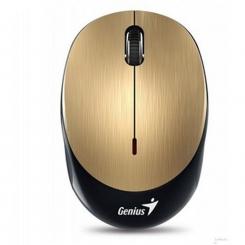 ماوس بلوتوثی جنيوسNX-9000BT طلایی