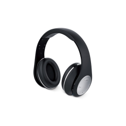 Genius HS-935BT Black Headphones