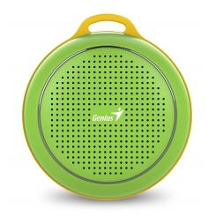 اسپيکر قابل حمل بلوتوثی جنيوس SP906BT سبز