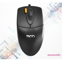 Tsco TM212 Mouse - black