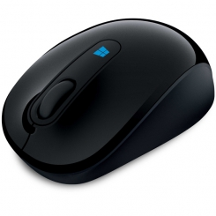 Microsoft Sculpt Mobile Mouse Black